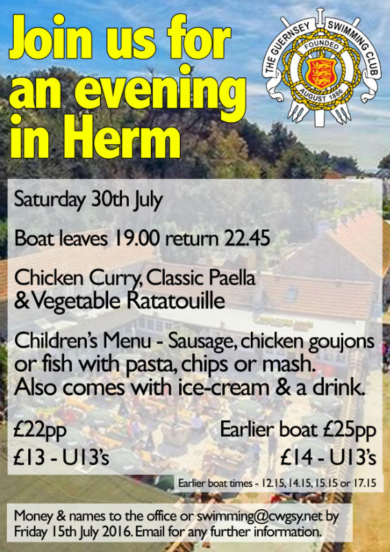 Herm Evening @ The Mermaid, Herm